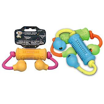 Cyber Dental Roller With Rope Assorted (Pack of 3)