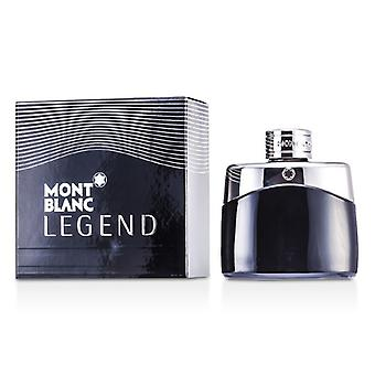 Mont Blanc Legend Eau De Toilette Spray 50ml / 1.7 oz