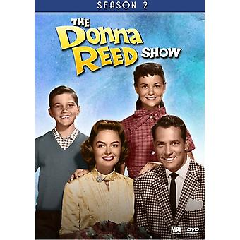 Donna Reed Show: Säsong 2 [DVD] USA import