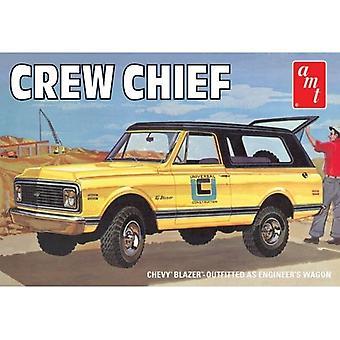 AMT Model Kit - Chevy Blazer Crew Chief Car - 1:25 Scale - AMT897