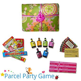 Belice Dinner Party Parcel - Ready Made - Party Game