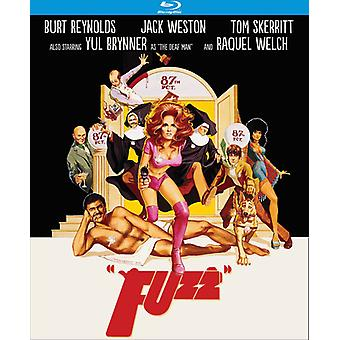 Fuzz (1972) [Blu-ray] USA import