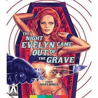 Nat Evelyn kom ud af den alvorlige [Blu-ray] USA importerer