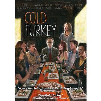 Kold tyrker [DVD] USA importerer