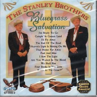 Stanley Brothers - Bluegrass Salvation [CD] USA import