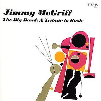 Jimmy McGriff - Big Band-tributo a la importación de USA de Basie [CD]