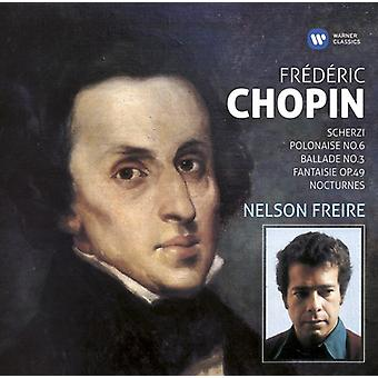 Chopin / Freire - fungerar för Piano [CD] USA import