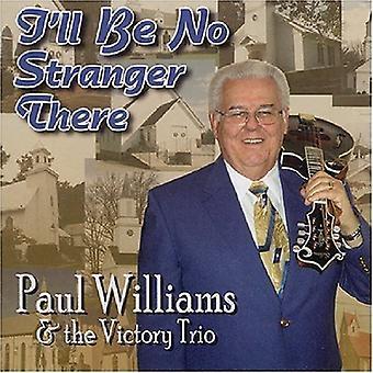 Paul Williams & sejr Trio - jeg vil være ingen fremmed der [CD] USA import