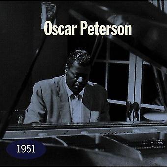 Oscar Peterson - 1951 [CD] USA import