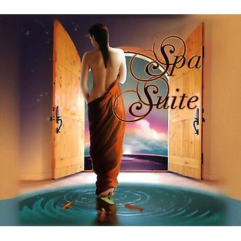Spa Suite - Spa Suite [CD] USA importerer