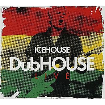Icehouse - Dubhouse (Live) [CD] USA import