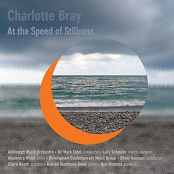 Bray / ældre / Schaufer / træ - med hastigheden af stilhed [CD] USA import