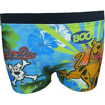 Boys Scooby Doo Swimming Trunks / Boxers