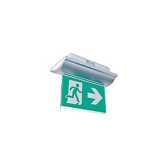 Emergencia Universal LED Robus cayó leyenda accesorio