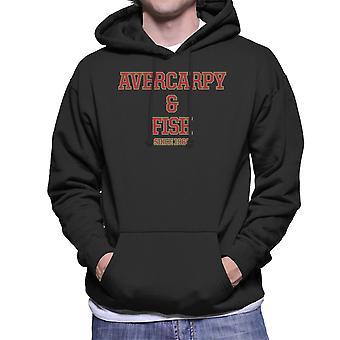 Abercarpie en vis Abercrombie en Fitch stijl mannen Hooded Sweatshirt