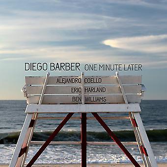 Diego Barber - et minut senere [CD] USA import