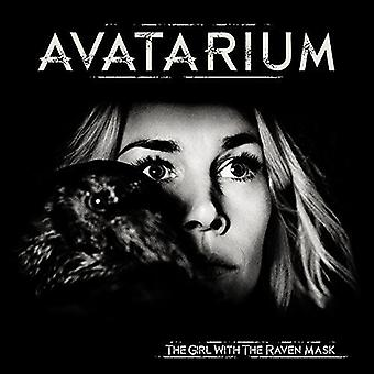 Avatarium - The Girl with the Raven Mask [CD] USA import