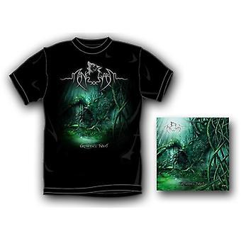 Manegarm - Urminnes Havd (T-Shirt Xl) [CD] USA import