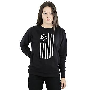 Bring Me The Horizon Women's Brushed Antivist Sweatshirt