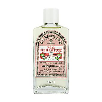 DR Harris Rose Geranium Bath Essence 100ml