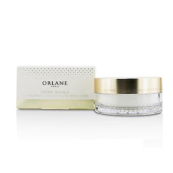 Orlane Creme Royale Cleansing Cream Face & Eyes - 130ml/4.3oz