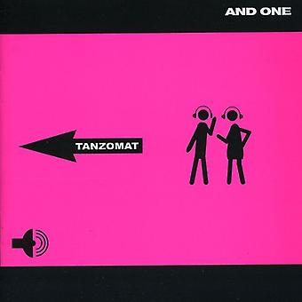 And One - Tanzomat [CD] USA import