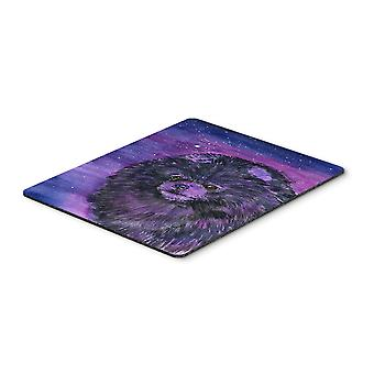 Carolines Treasures  SS8501MP Starry Night Pomeranian Mouse Pad / Hot Pad / Triv