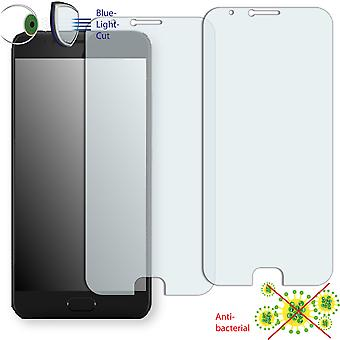 Noa H10le screen protector - Disagu ClearScreen protector (deliberately smaller than the display, as this is arched)