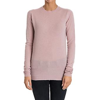 Pinko women's NASSOQ08 pink Wool Sweater