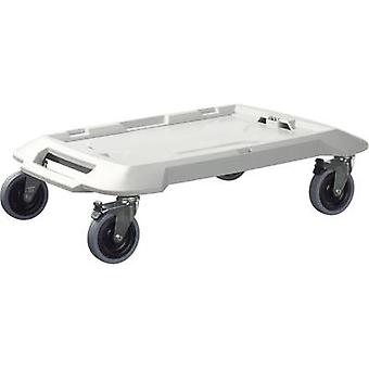 Dolly Acrylonitrile butadiene styrene Load capacity (max.): 100 kg Bosch Professional L-BOXX roller 1600A001S9