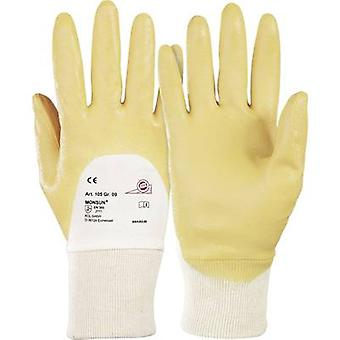 KCL 105 Monsoon gloves 100% Polyamide with nitrile coating Size