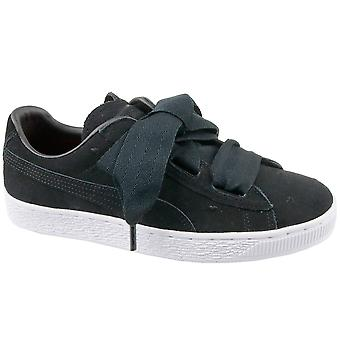 Puma Suede Heart Jr 365135-02 Kids sneakers