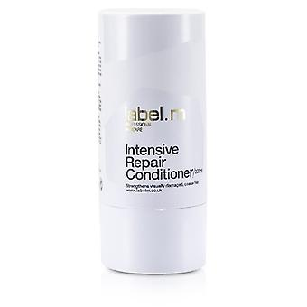 Label.M Intensive Repair Conditioner (Strengthens Visually Damaged, Coarse Hair) 300ml/10.1oz