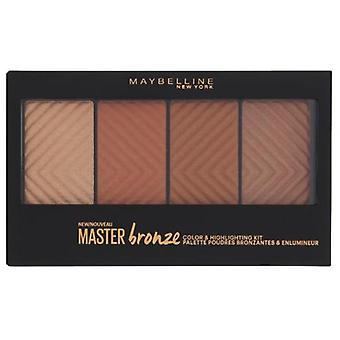 Maybelline Masterbronze Color&Highlighting Kit 20 (Make-up , Face , Contouring)