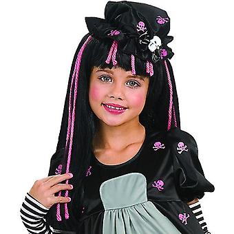 Rubie's Wig Black Dolly (Babies and Children , Costumes)