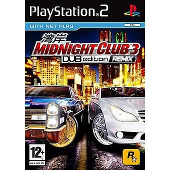 Midnight Club 3 DUB Edition Remix (PS2)