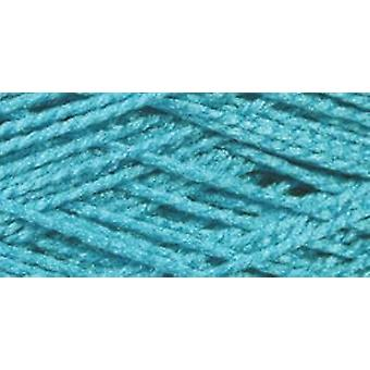 Needloft Craft Yarn 20yd-Turquoise