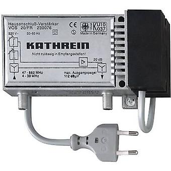 Kathrein VOS 20/FR Cable TV amplifier 20 dB