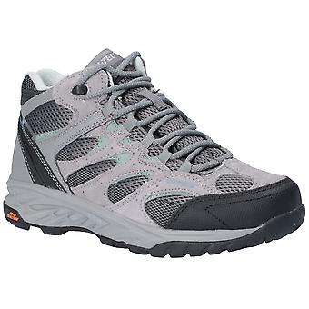 Hi Tec Womens Wild Fire Low I Waterproof Fabric Hiking Boots