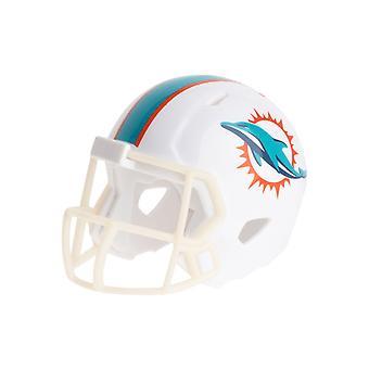 Riddell snelheid pocket voetbal helmen - NFL Miami Dolphins