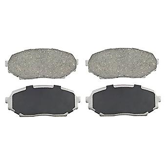 Wagner ThermoQuiet PD525 Ceramic Disc Pad Set, Front