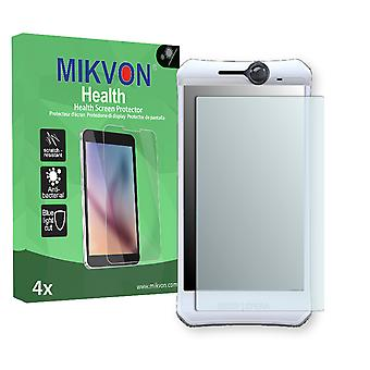 Yezz Sfera Screen Protector - Mikvon Health (Retail Package with accessories)