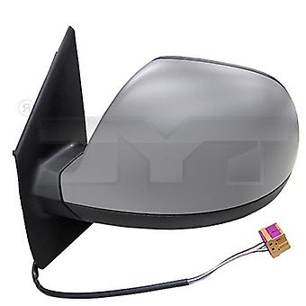Left Mirror (Electric Heated Primed Cover) for VW CARAVELLE mk VI Bus 2015-2019