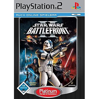 Star Wars Battlefront 2-Platinum (PS2)