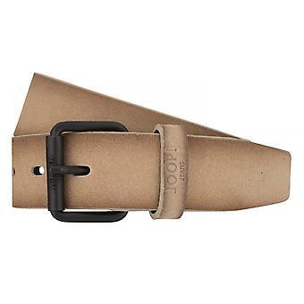 JOOP! Ceintures pour hommes ceintures en cuir crème ceinture 7534
