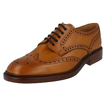 Mens Loake 1880 Smart Brogues Chester 2