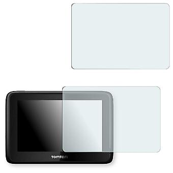 TomTom PRO 7100 screen protector - Golebo crystal clear protection film