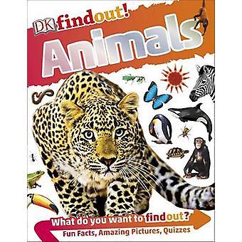 Animali di DK - 9780241250259 libro