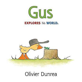 Gus by Olivier Dunrea - 9780544641020 Book