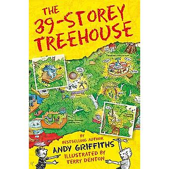 The 39-Storey Treehouse (Main Market Ed.) by Andy Griffiths - Terry D